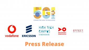 5G Hub heeft Nederlandse primeur: EFFECT Photonics en Vodafone starten met testen van optische SoC's in mobiele netwerk