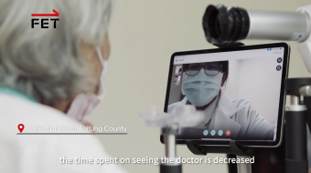 Catch of the Day – FET 5G Telemedicine